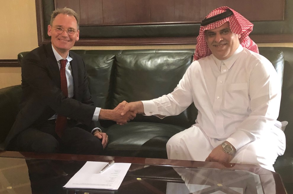 KenzFigee signs partner agreement with Saudi Drill