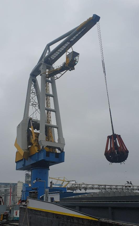 Another crane refurbishment contract